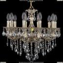 1701/10/181/B/GW Хрустальная подвесная люстра Bohemia Ivele Crystal (Богемия)
