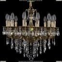 1701/12/181/B/GB Хрустальная подвесная люстра Bohemia Ivele Crystal (Богемия)
