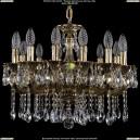 1701/14/181/A/GB Хрустальная подвесная люстра Bohemia Ivele Crystal (Богемия)