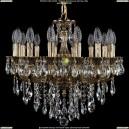 1701/14/181/B/GB Хрустальная подвесная люстра Bohemia Ivele Crystal (Богемия)