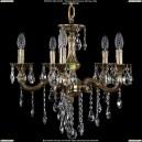 1701/5/181/B/GB Хрустальная подвесная люстра Bohemia Ivele Crystal (Богемия)
