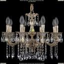 1701/8/181/A/GW Хрустальная подвесная люстра Bohemia Ivele Crystal (Богемия)