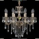 1701/8/181/B/GW Хрустальная подвесная люстра Bohemia Ivele Crystal (Богемия)