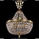 2160/25/G Хрустальная подвесная люстра Bohemia Ivele Crystal (Богемия)