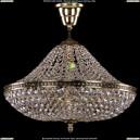 2160/40/GB Хрустальная подвесная люстра Bohemia Ivele Crystal (Богемия)