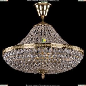 2160/40/GD Хрустальная подвесная люстра Bohemia Ivele Crystal (Богемия)