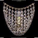 7708/1/W/G Хрустальное бра Bohemia Ivele Crystal (Богемия)