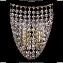 7708/2/S/G Хрустальное бра Bohemia Ivele Crystal (Богемия)