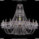 1406/20/530-125/G Люстра Большая Bohemia Ivele Crystal (Богемия)