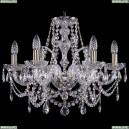 1411/6/195/Pa Хрустальная подвесная люстра Bohemia Ivele Crystal (Богемия)