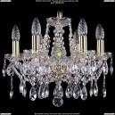 1413/6/141/G Хрустальная подвесная люстра Bohemia Ivele Crystal (Богемия)