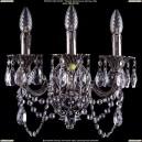 1700/3/C/NB Хрустальное бра Bohemia Ivele Crystal (Богемия)