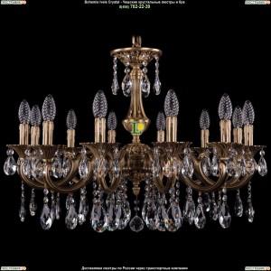 1702/12/A/FP Люстра Bohemia Ivele Crystal (Богемия)