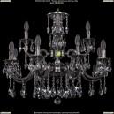 1702/8+4/265+181/A/NB Хрустальная подвесная люстра Bohemia Ivele Crystal (Богемия)