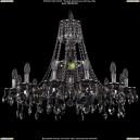 1771/12/270/A/NB Хрустальная подвесная люстра Bohemia Ivele Crystal (Богемия)