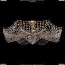 7708/14/G Хрустальная подвесная люстра Bohemia Ivele Crystal (Богемия)