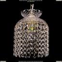 7710/15/R/G Хрустальная подвесная люстра Bohemia Ivele Crystal (Богемия)