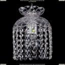 7710/15/R/Ni Хрустальная подвесная люстра Bohemia Ivele Crystal (Богемия)