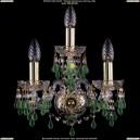 1410/3/G/V5001 Хрустальное бра Bohemia Ivele Crystal (Богемия)