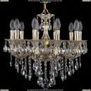 1701/10/B/GW Хрустальная подвесная люстра Bohemia Ivele Crystal (Богемия)