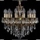 1701/14/B/GB Хрустальная подвесная люстра Bohemia Ivele Crystal (Богемия)