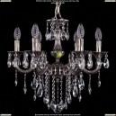 1701/6/B/NB Хрустальная подвесная люстра Bohemia Ivele Crystal (Богемия)