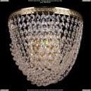 1932/3/G Хрустальное бра Bohemia Ivele Crystal (Богемия)