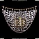 7708/3/W/G Хрустальное бра Bohemia Ivele Crystal (Богемия)
