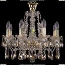 1413/8/165/G/K701 Хрустальная подвесная люстра Bohemia Ivele Crystal (Богемия)