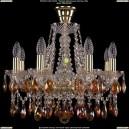 1413/8/165/G/K711 Хрустальная подвесная люстра Bohemia Ivele Crystal (Богемия)