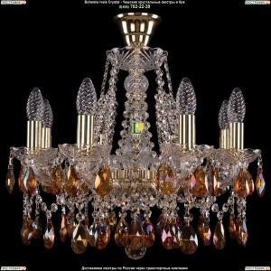 1413/8/165/G/K711 Хрустальная люстра Bohemia Ivele Crystal (Богемия)