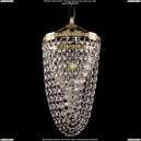 1921/15-26/G Хрустальная подвесная люстра (подвес) Bohemia Ivele Crystal (Богемия)