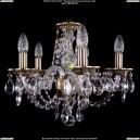 1606/5/141/FP Хрустальная подвесная люстра Bohemia Ivele Crystal (Богемия)