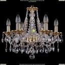 1613/6/165/G Хрустальная подвесная люстра Bohemia Ivele Crystal (Богемия)