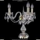 5706/3/141/G Хрустальная настольная лампа  Bohemia Ivele Crystal (Богемия)