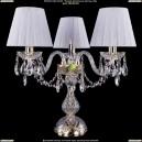 5706/3/141-39/G/SH13 Хрустальная настольная лампа  Bohemia Ivele Crystal (Богемия)