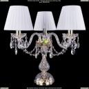 5706/3/141-39/G/SH2 Хрустальная настольная лампа  Bohemia Ivele Crystal (Богемия)
