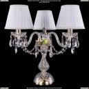 5706/3/141-39/G/SH2A Хрустальная настольная лампа  Bohemia Ivele Crystal (Богемия)