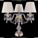 5706/3/141-39/G/SH3 Хрустальная настольная лампа  Bohemia Ivele Crystal (Богемия)