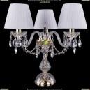 5706/3/141-39/G/SH32 Хрустальная настольная лампа  Bohemia Ivele Crystal (Богемия)