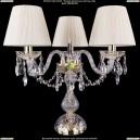 5706/3/141-39/G/SH33 Хрустальная настольная лампа  Bohemia Ivele Crystal (Богемия)
