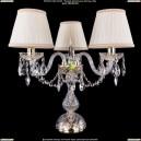 5706/3/141-39/G/SH33A Хрустальная настольная лампа  Bohemia Ivele Crystal (Богемия)