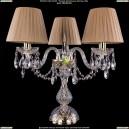5706/3/141-39/G/SH37 Хрустальная настольная лампа  Bohemia Ivele Crystal (Богемия)