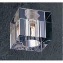 369276 Встраиваемый точечный светильник не поворотный NOVOTECH CUBIC