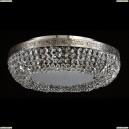 MIR543-45AY-N Хрустальная потолочная люстра с отражателем Maytoni (Майтони) Diamant-crystal-Luna