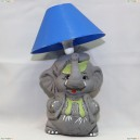 LN-1.C.Z.15 Lamkur Детская настольная лампа Слоненок