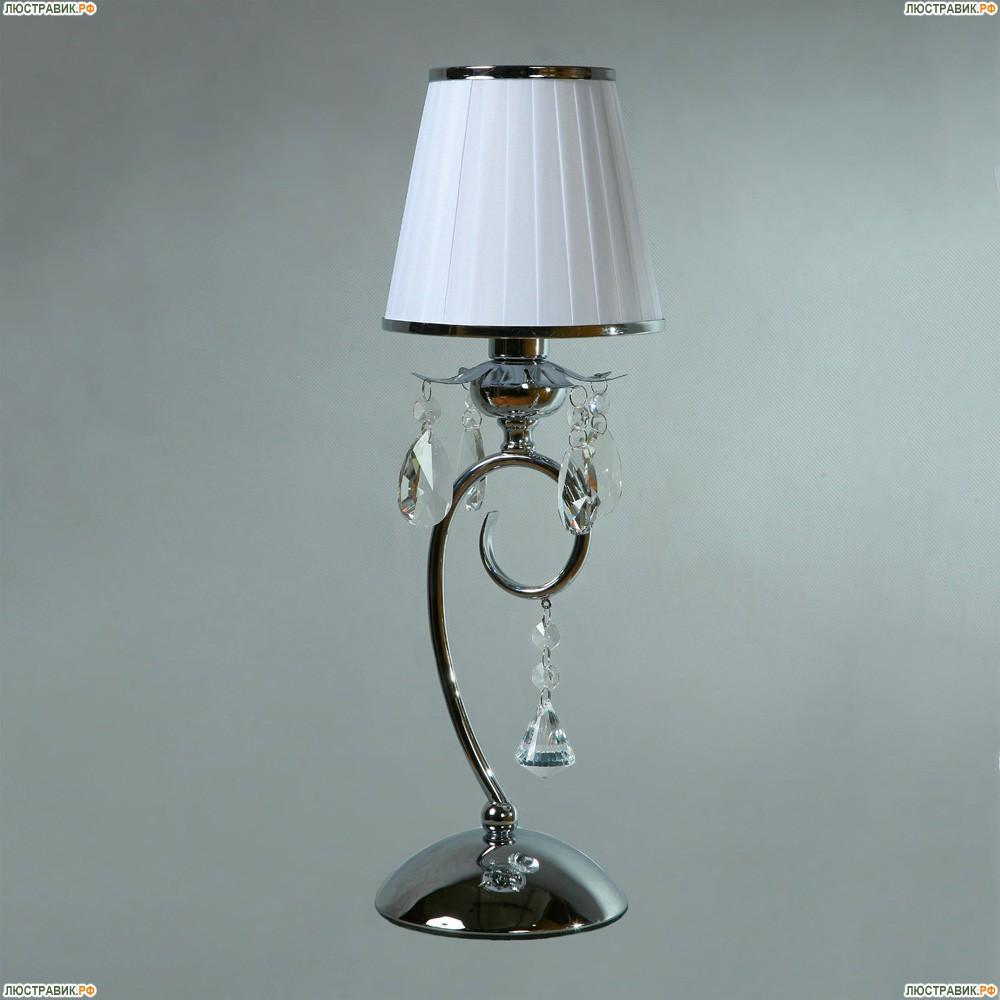 MA 02244T/001 Chrome Настольная лампа Brizzi (Бризи), 2244