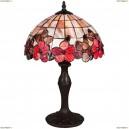 OML-80604-01 Настольная лампа Omnilux тиффани, 1 лампа, бронза (Омнилюкс)