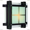 OML-40507-01 Светильник настенно-потолочный Omnilux, 1 лампа, черное дерево (Омнилюкс)