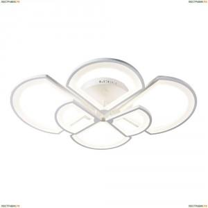 OML-49207-144 Потолочный светодиодный светильник с пультом ДУ Omnilux (Омнилюкс), Cargeghe White